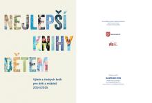 Výroční katalog doporučených českých knih pro děti a mládež 2015