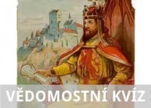 Vědomostní kvíz o životě Karla IV.